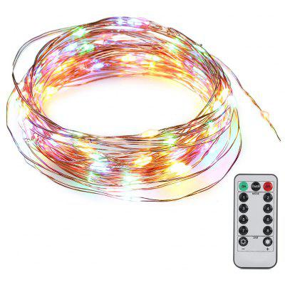 Famirosa VCT - SLC - 030 100 LEDs Colorful String Light for Decor (33 feet)