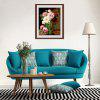 Flowers DIY Digital Oil Painting Art Home Wall Decoration - COLORMIX