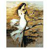 Dancer DIY Digital Oil Painting Art Home Wall Decoration - COLORMIX