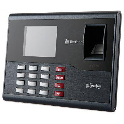 Realand AC120 Biometric Fingerprint Time Attendance Clock