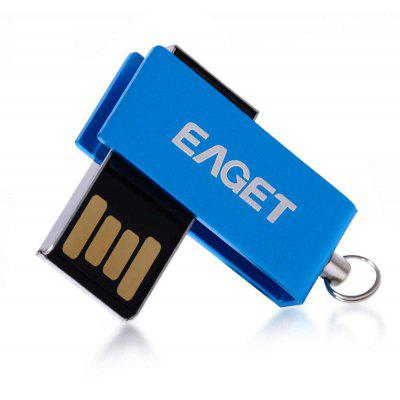 EAGET U5 8GB USB 2.0 Metal Casing USB Flash Drive