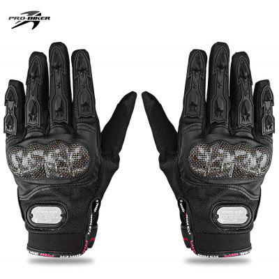 PROBIKER MCS   13 Motorcycle Racing Gloves 224124301