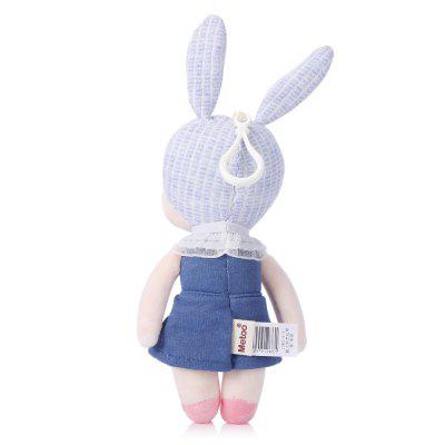 Metoo Angela Bunny Stuffed Baby Plush Doll Pendant GiftStuffed Cartoon Toys<br>Metoo Angela Bunny Stuffed Baby Plush Doll Pendant Gift<br><br>Package Contents: 1 x Doll<br>Package Size(L x W x H): 25.00 x 12.00 x 7.00 cm / 9.84 x 4.72 x 2.76 inches<br>Package weight: 0.0900 kg<br>Product Size(L x W x H): 18.00 x 10.00 x 6.00 cm / 7.09 x 3.94 x 2.36 inches<br>Product weight: 0.0800 kg