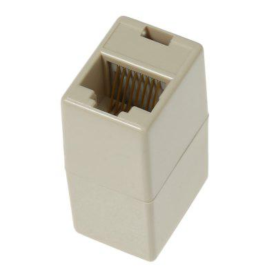 RJ45 Network Cable Extender Connector Adapter