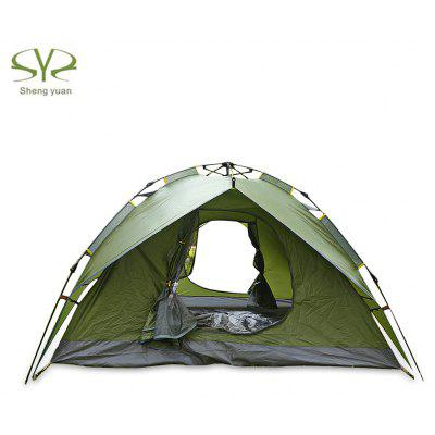 Shengyuan Automatic Instant Setup 3 - 4 Person Camping Tent