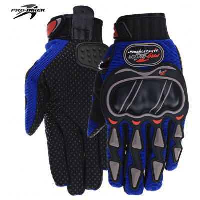 Buy BLUE XL PROBIKER MCS 03 Motorcycle Racing Gloves for $8.85 in GearBest store