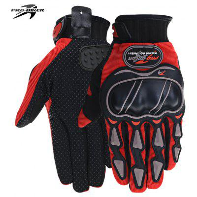 Buy RED XL PROBIKER MCS 03 Motorcycle Racing Gloves for $8.85 in GearBest store