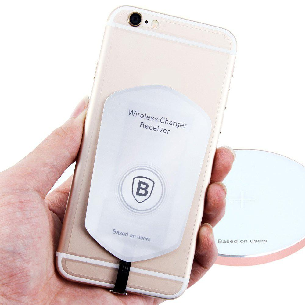 BASEUS Wireless Charger Receiver for iPhone 8