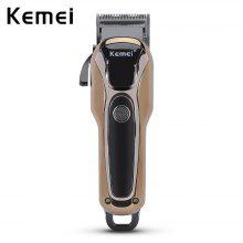 Kemei KM - 1990 Electric Rechargeable Hair Clipper Trimmer