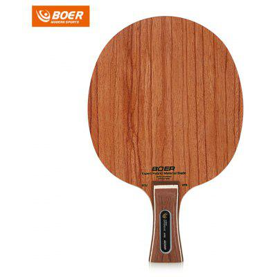 Buy BOER Table Tennis Racket Ping Pong Blade Paddle, ROSE GOLD, PENHOLD, Outdoors & Sports, Team Sports, Tennis & Racquet for $30.87 in GearBest store
