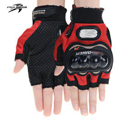 Buy RED XL PROBIKER MCS 04C Motorcycle Racing Gloves for $6.38 in GearBest store