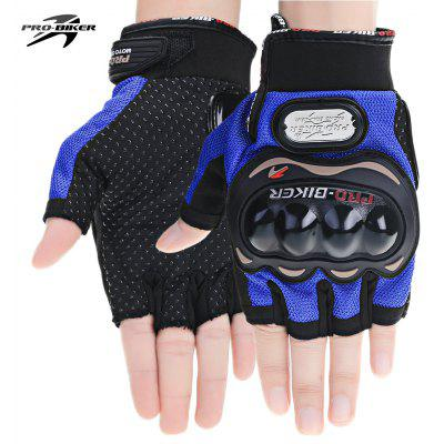 Buy BLUE M PROBIKER MCS 04C Motorcycle Racing Gloves for $6.38 in GearBest store