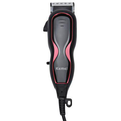 Kemei KM - 1027 Adjustable Electric Rechargeable Hair Clipper