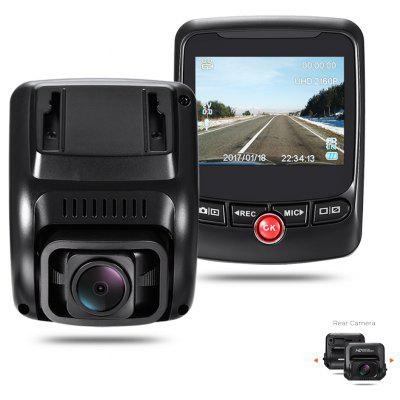 ZEEPIN T690C Hidden Dash Cam 1080P Dual Camera