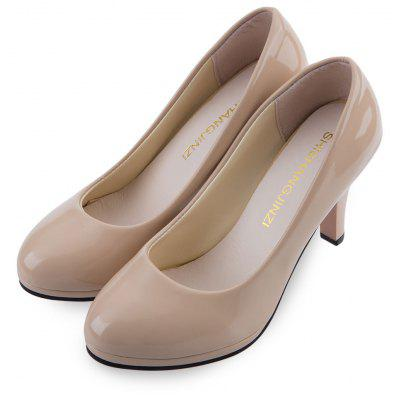 Women Thick High Heel Shoes