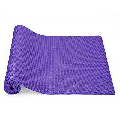Buy PURPLE 173CM Non-slip Reversible Fitness Exercise Yoga Mat for $18.56 in GearBest store