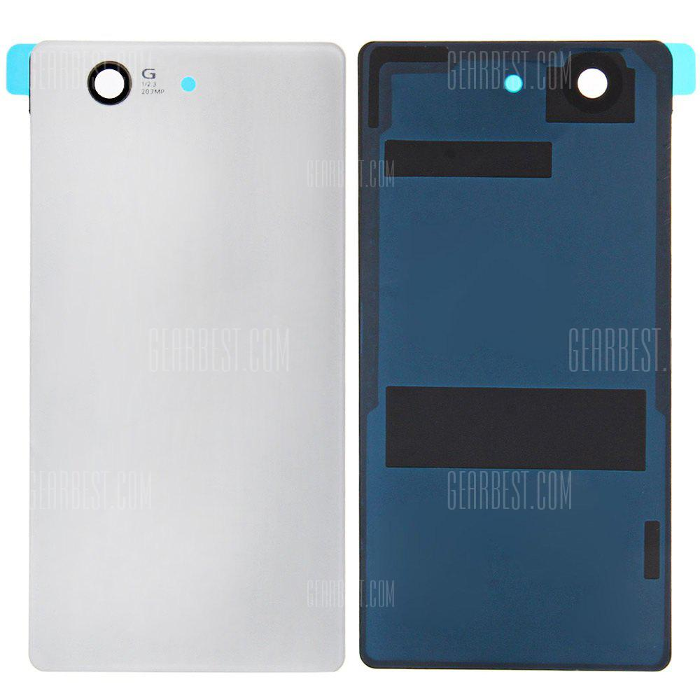 WHITE Battery Back Cover for Sony Xperia Z3 Mini