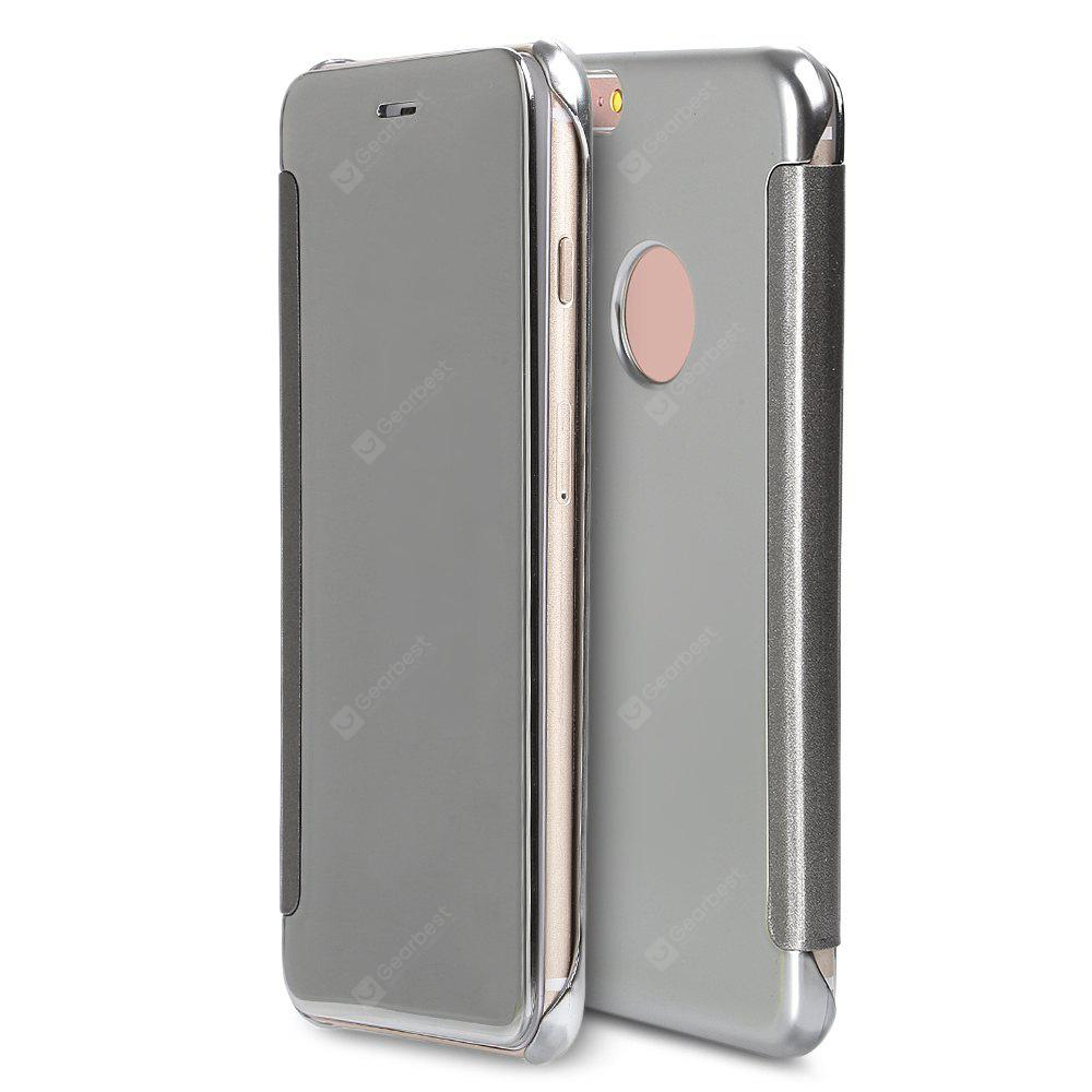 Buy mirror flip cover pc case iphone 6s plus 5 5 inch for Mirror iphone to pc