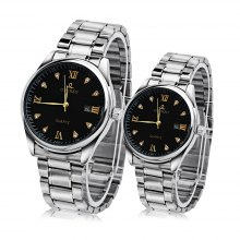OSHRZO Chic Couple Quartz Watch