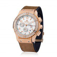 MEGIR 2034G Women Quartz Watch