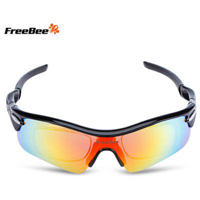 FreeBee Outdoor Sport Mountain Bike Windproof Glasses