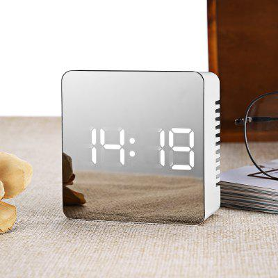 TS - S69 LED Mirror Clock