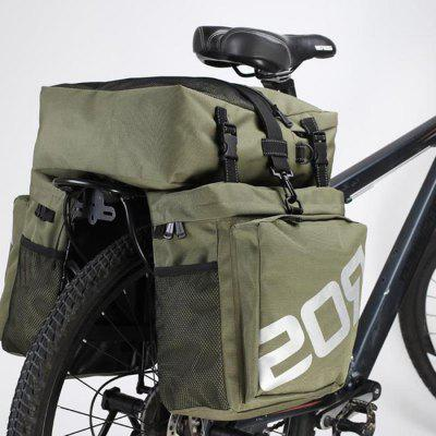 Roswheel 37L Water Resistant 3 in 1 Bicycle Rear Pannier Bag