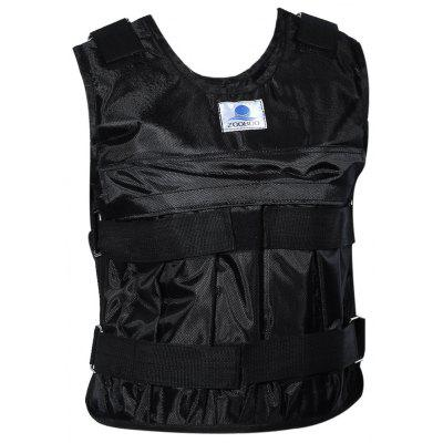 Zooboo Weight-bearing Waistcoat without Weight Adjustable Weightloading Sand Clothing