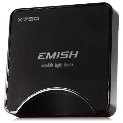 EMISH X750 TV Box