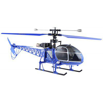 WLtoys V915 Lama 4 Channel 2.4G 6 Axis Gyro RC Helicopter RTF