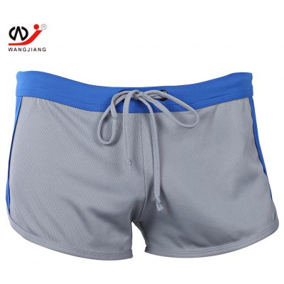 WANGJIANG Male Swimming Short Pants Trunks