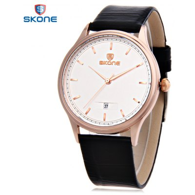 SKONE 9424BG Male Quartz Watch