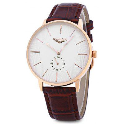 GUANQIN BJ001 Men Quartz Watch