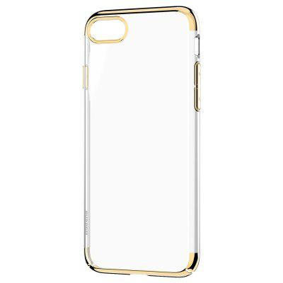 Baseus Glitter Series PC Case for iPhone 7 Plus 5.5 inch hoco defender series plating pc case for apple watch 38mm series 1 series 2 silver