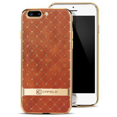 CAFELE Hourglass Pattern Back Cover for iPhone 7 Plus 5.5 inch