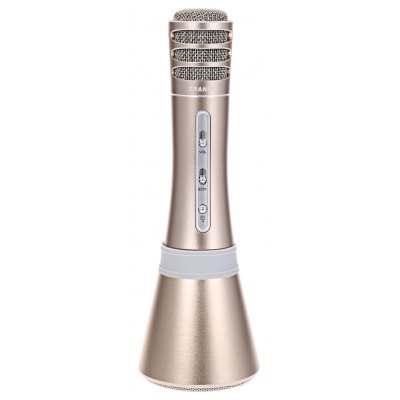 TRANGU K8 Bluetooth 4.1 Wireless Microphone Speaker