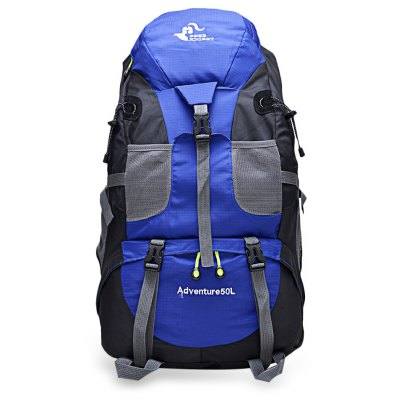 Buy BLUE FREEKNIGHT FK0396 Waterproof Backpack Shoulder Bag for $21.77 in GearBest store