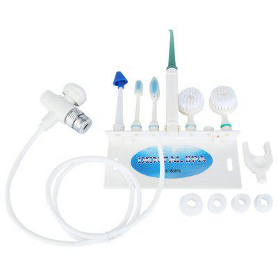 Family Washing Sets Oral Irrigator SPA Toothbrush Water Jet