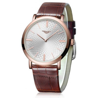 GUANQIN GS19026 Men Quartz Watch