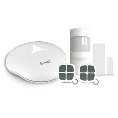 GS - S3 Wireless WiFi PSTN Home Alarm System