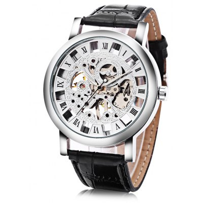 Winner F1205236 Men Mechanical Watch