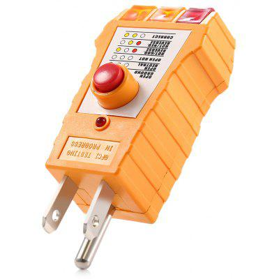 WHDZ WH305 US Socket Plug Safety Tester