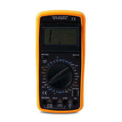WHDZ DT9205A Professional Digital Multimeter