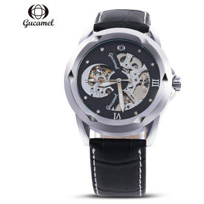Gucamel G013 Male Auto Mechanical Watch