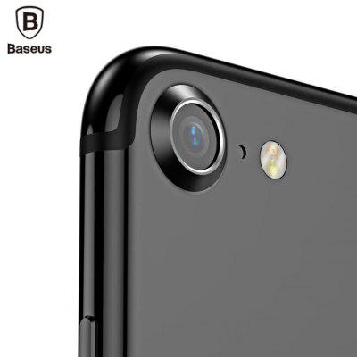 Baseus Paste Typ Metall Objektiv Schutz Ring Fall für iPhone 7