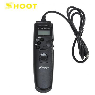 SHOOT RM - UC1 Timer Shooting Shutter Release Remote Control