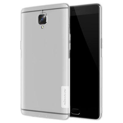 NILLKIN Natural Series Transparent TPU Cover for OnePlus 3 / 3T