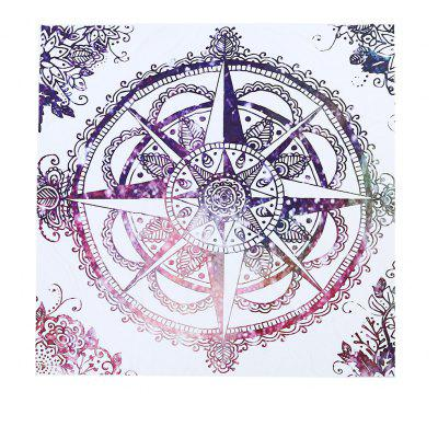 148 x 148cm Tribal Compass Beach Towel Wall Tapestry Decor