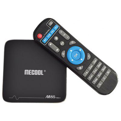 Gearbest MECOOL M8S Pro+ TV Box Amlogic S905X Android 7.1