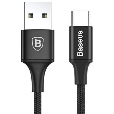 Baseus Rapid Series Type-C Cable with Indicator Light 25CM